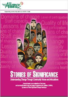 Stories of Significance: Understanding Change through Community Voices and Articulations