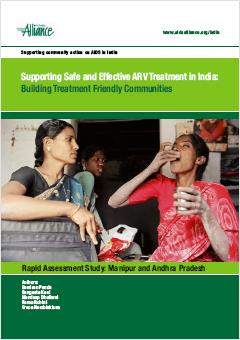 Supporting Safe ARV Treatment in India