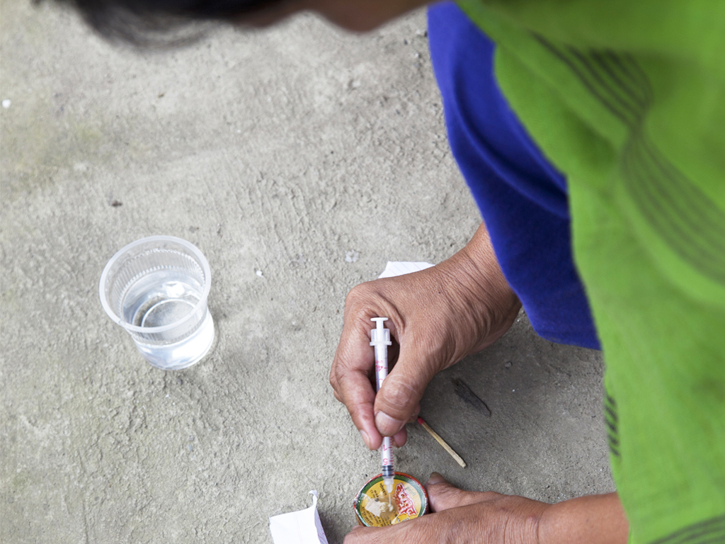 Realising ART Adherence among People Who Inject Drugs in India_28.11.2013