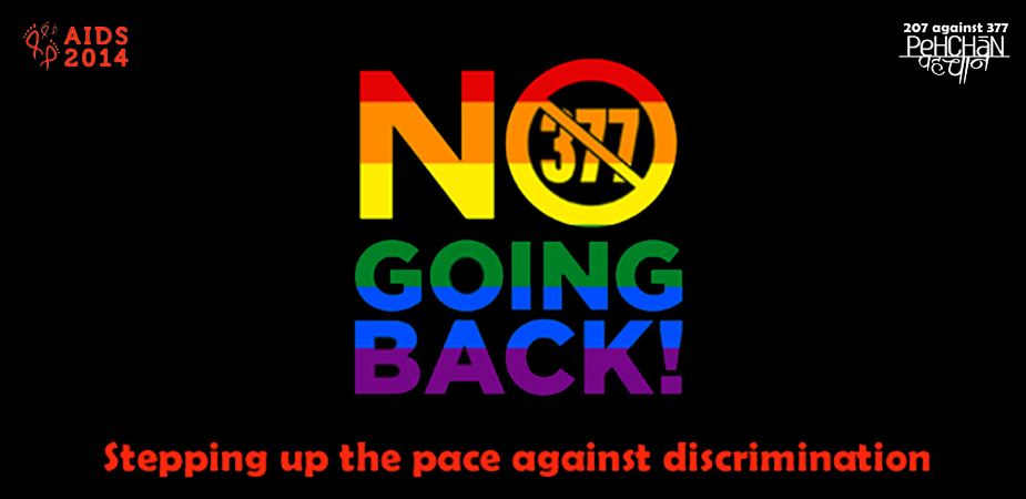 Step Up the Pace Against Section 377 in India