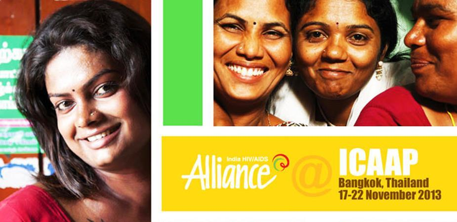 Alliance India at ICAAP 11 (November 17-22, 2013, Bangkok, Thailand)