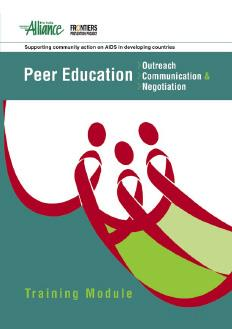 2014_AllianceIndia_Peer-Education-Training-Manual