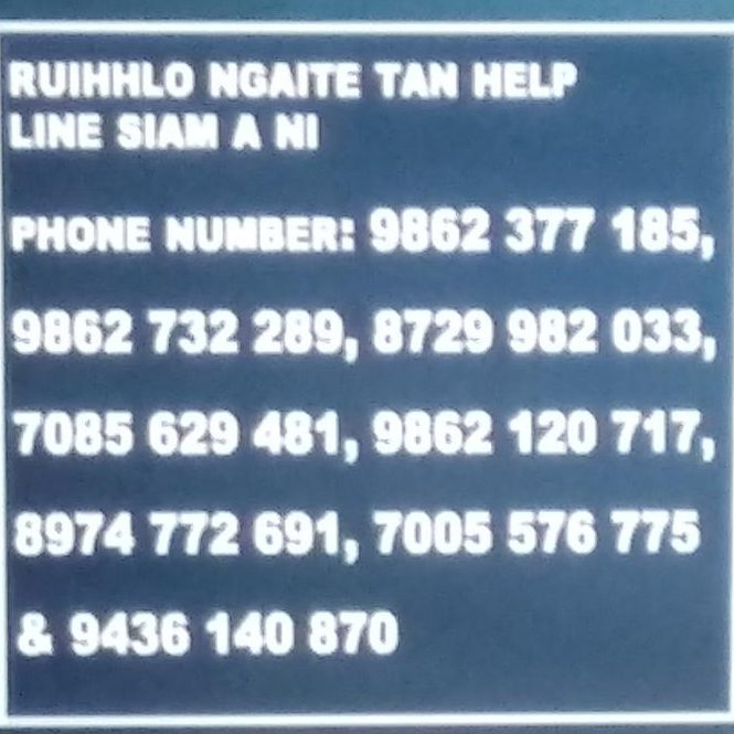 helpline-numbers-for-drug-user-community-broadcasted-on-local-tv-channels-of-mizoram